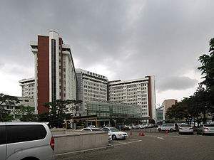 Seoul National University Hospital - SNUH Headquarter Building