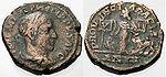 Sestertius Philip 247-lv lxiii