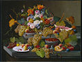 Severin Roesen - Stillleben mit Früchten und Blumen.jpg