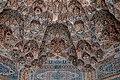 Shah Cheraq mosque muqarnas decoration details credit to Ghazal kohandel جزئیات تزئینات و مقرنس های مسجد شاه چراغ شیراز عکاس غزاله کهن دل.jpg