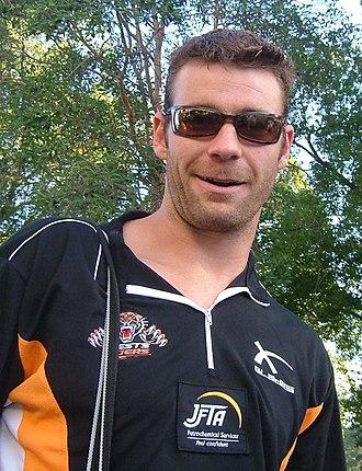 Shane Elford - Elford in 2005