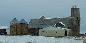 Shawano County, Wisconsin -  Rural Shawano County buildings