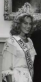 The Lady Crown, as worn by Miss Universe 1980, Shawn Weatherly