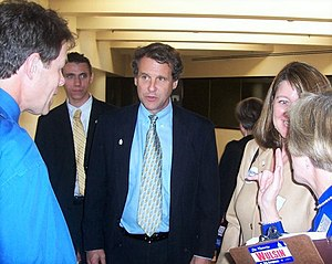Sherrod Brown - Sherrod Brown in 2004
