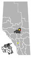 Sherwood Park, Alberta Location.png