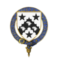 Shield of Arms of Sir Arthur James Balfour, KG.png