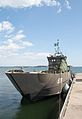 Ship at Berga navy base, Sweden.jpg