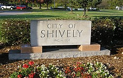 Shively, Kentucky.