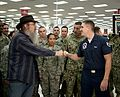 Si Robertson book signing 131112-F-HZ730-085.jpg