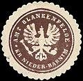 Siegelmarke Amt Blankenfelde - Kreis Nieder-Barnim W0262881.jpg