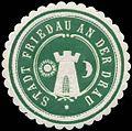 Siegelmarke Stadt Friedau an der Drau W0320496.jpg
