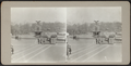 Sightseers at Bethesda Fountain, from Robert N. Dennis collection of stereoscopic views.png
