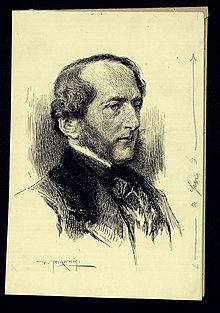 Portrait of Sigismund Fortuné François Thalberg, composer (1812-1871), before 1929. (Source: Wikimedia)