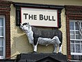 Sign for The Bull - geograph.org.uk - 911937.jpg