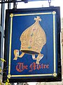 Sign for the Mitre - geograph.org.uk - 1564889.jpg
