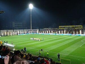 Stadionul Silviu Ploeșteanu - Image: Silviu Ploeşteanu stadium