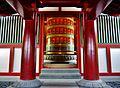 Singapore Buddha Tooth Relic Temple Dach 08.jpg