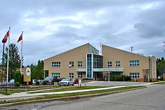 Sioux Lookout - Sioux Lookout Municipal Building