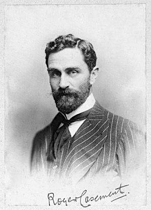 Roger Casement - Image: Sir Roger Casement (6188264610)