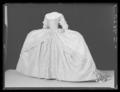 Släp som tillhör Lovisa Ulrikas kröningsklänning - Livrustkammaren - 36896.tif