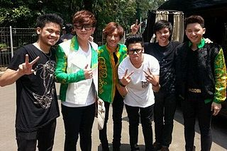 Smash (Indonesian band) boy band from Indonesia