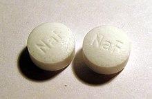 http://en.wikipedia.org/wiki/File:Sodium_fluoride_tablets.jpg