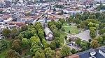 Sofienberg kirke, Sofienbergparken (bilde 01) (7. september 2018).jpg
