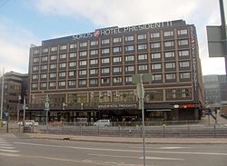 Sokos Hotel Presidentti – Wikipedia