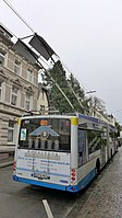 Solingen trolleybus 951 Vohwinkel, 2016 (05).JPG