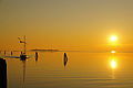 Sonnenuntergang auf Lido.JPG