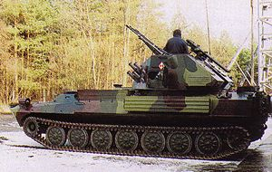 Opal (armoured personnel carrier) - Sopel