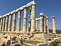 Sounion Temple Poseidon Sanctuary 1.jpg