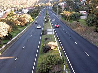 South Arm Highway highway in Hobart, Tasmania