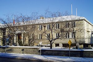 High Commission of South Africa, Ottawa