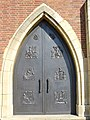 South Door, Guildford Cathedral - geograph.org.uk - 365850.jpg