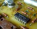 Soviet К190КТ2П CMOS analog switch IC (18991605845).jpg