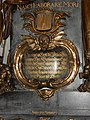 Spiez, église du château. Monument funéraire de Sigmund von Erlach, détail.jpg