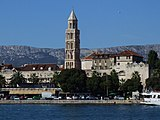 Split - old city (by Pudelek).JPG