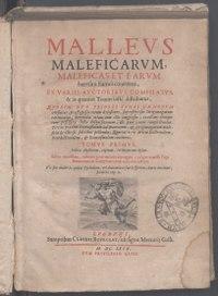 Sprenger - Malleus maleficarum, 1669 - BEIC 9477645.tiff