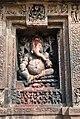 SriSomesvara temple Vinayaka statue.jpg