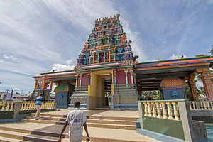 Religion in Fiji - Sri Siva Subramaniya Temple, Nadi