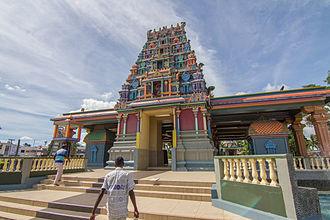 Religion in Fiji - Sri Siva Subramaniya Temple, Nadi