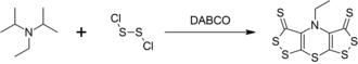 N,N-Diisopropylethylamine - Hünig's base in the synthesis of sscorpionine