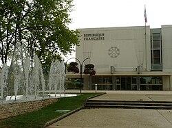 St-yrieix mairie.JPG
