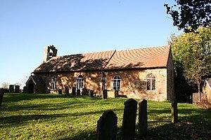 Lissington - Image: St.John the Baptist's church, Lissington, Lincs. geograph.org.uk 73340