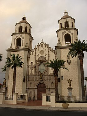 Image illustrative de l'article Cathédrale Saint-Augustin de Tucson