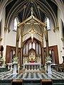 St. Augustine Cathedral interior - Bridgeport, Connecticut 03.jpg