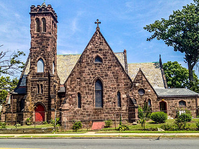 St. Barnabas' Episcopal Church (Newark, New Jersey)