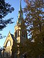 St. Basil's Church, Toronto, southeastern side.JPG