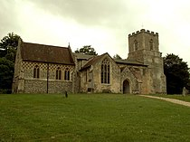 St. Botolph's church, Hadstock, Essex - geograph.org.uk - 200424.jpg